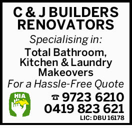 Specialising in:    Total Bathroom, Kitchen, Laundry, etc Makeovers  Quick Response T...
