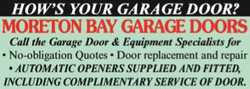 Call the Garage Door & Equipment Specialists for:   • No-obligation Quotes • Do...
