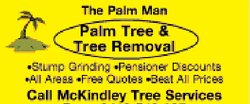 PALM TREE & TREE REMOVAL    Stump Grinding  Pensioner Discounts  All Areas ...