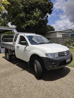 2012 Triton ute 2.4p 93000km in vgc $12400 neg
