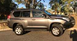 2012 Prado GXL