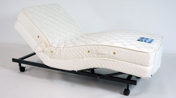 As NEW Plega Electric adjustable bed, King Single RRP: $3,840.00 Selling for $1,900.00 Ph: 02 999...