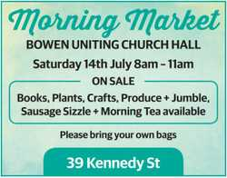 BOWEN UNITING CHURCH HALL