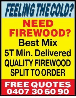 Best Mix   5 Tonne Minumum. Delivered   QUALITY FIREWOOD   SPLIT TO ORDER   FREE...