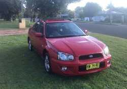 2004 Subaru Impreza,