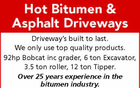 "<p align=""LEFT"" dir=""LTR""> <span lang=""EN-AU"">Hot Bitumen & <span lang=""EN-AU"">Asphalt...</span></span></p>"