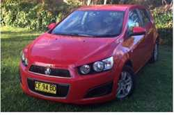 HOLDEN BARINA,