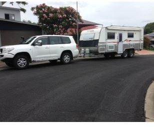 <p> 2011 Sunrise Caravan 21' New Generation, </p> <p> Fibreglass Finish, </p> <p> Airbag...</p>