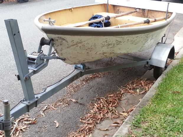 Rego 12/18, 10ft, mercury outboard, 3.3HP, All accessories incl safety vests. Everything yo...