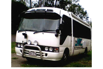 TOYOTA COASTER Mobile home, 1999, man, diesel, fully equipped, GC, rego, $35,000 neg. Phone 04087...