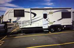 SUNLINER North Shore 25, 25ft, 5th Wheeler, 2016, Hardly used, would suit new buyer, too many ext...