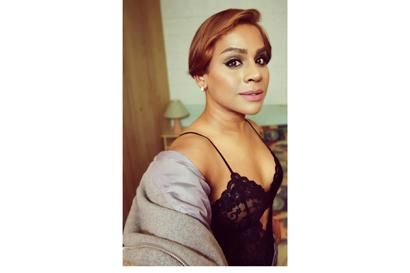 Trans Fathma ~ Black Beauty  Fun,  Sexy,  exotic,  feminine.