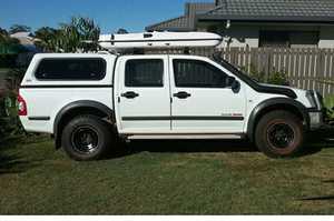 <p> 2004 Holden Rodeo Only 78,000km, GC, Isuzu V6 petrol, man + good set mud tyres/wheels, James...