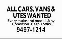 Every make and model.