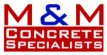 M & M Concrete Specialists provides the following concreting services: