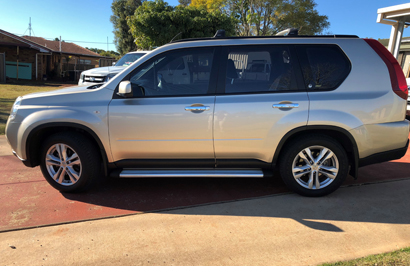 NISSAN X-TRAIL 2010,