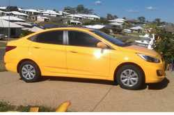 HYUNDAI ACCENT 2017