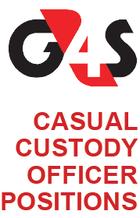 CASUAL CUSTODY OFFICERS