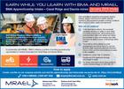 BMA Apprentice Intake