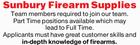 Sunbury Firearm Supplies