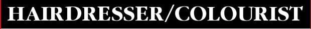 HAIRDRESSER/COLOURIST    Award-winning boutique hairdressing salon is seeking an experienced...