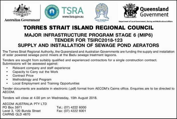 TORRES STRAIT ISLAND REGIONAL COUNCIL