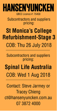 QBCC Licence #: 75458