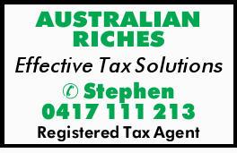 Effective Tax Solutions   Registered Tax Agent, Servicing:    Kew  Kew East  ...