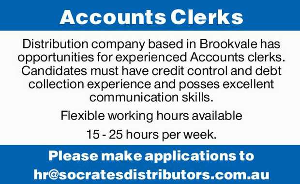 Accounts Clerks