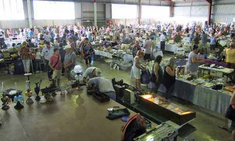 <p> <strong>Ipswich Antique Fair </strong> </p> <p> <strong>Sat 18th Aug 8am - 2pm.</strong></p>