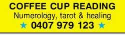 Numerology, tarot & healing.