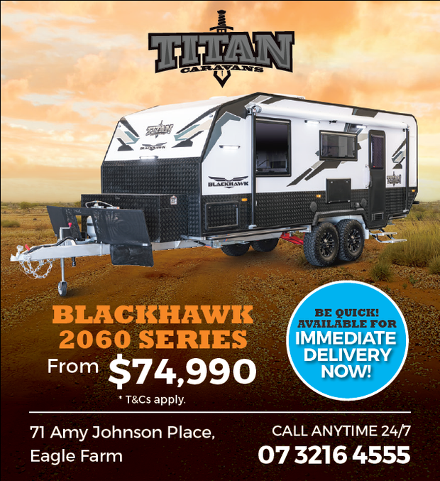 TITAN BLACKHAWK 2060 SERIES