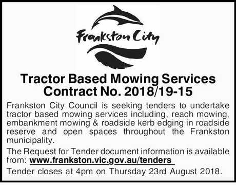 Browsing Tenders (Notices)   NSW & QLD Classifieds
