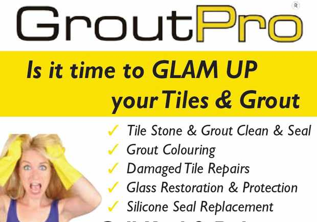 Dirty Tiles & Grout?