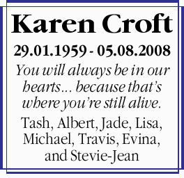 Karen Croft 