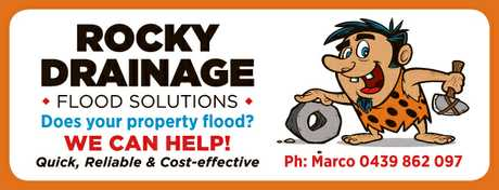 <p> FLOOD SOLUTIONS<br /> Does your property flood? </p> <p> WE CAN HELP<br /> Quick...</p>