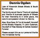 Dennis Ogden