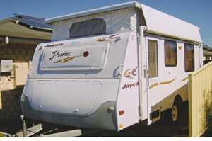 <p> 2006 Jayco 18', </p> <ul> <li> J series Poptop,</li> <li> new rev. cycle...</li></ul>