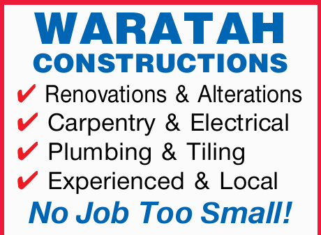 WARATAH CONSTRUCTIONS