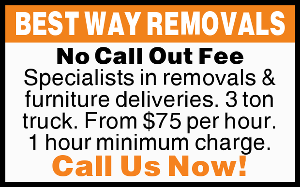 NO CALL OUT FEE.