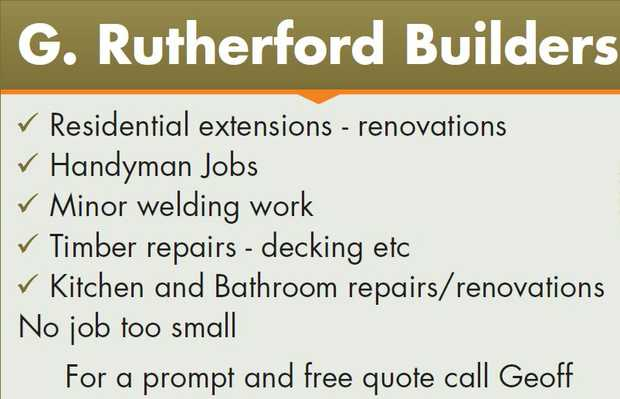 Residential extensions - renovations