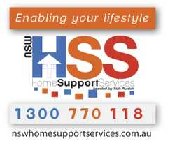 NSW Home Support Services is a dynamic and well established Community care organisation operating th...