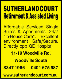 Retirement & Assisted Living 