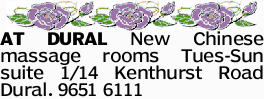 New Chinese massage rooms