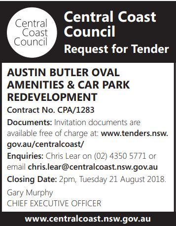 Council Tenders Nsw