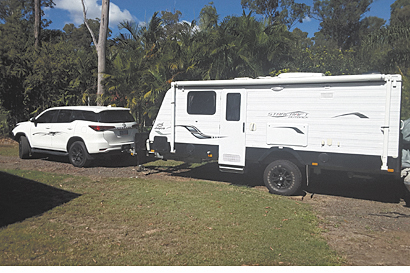 2015 Toyota Fortuner With extras $41,500, 2015 Jayco Starcraft Outback 16' poptop with ensu...