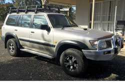 2007 Nissan Patrol 3L petrol, 166,000 kms, dual batts, new tyres, mag wheels, set up for towing,...