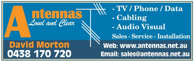 - TV / Phone / Data - Cabling - Audio Visual Sales - Service - Installation David Morton Web: www...