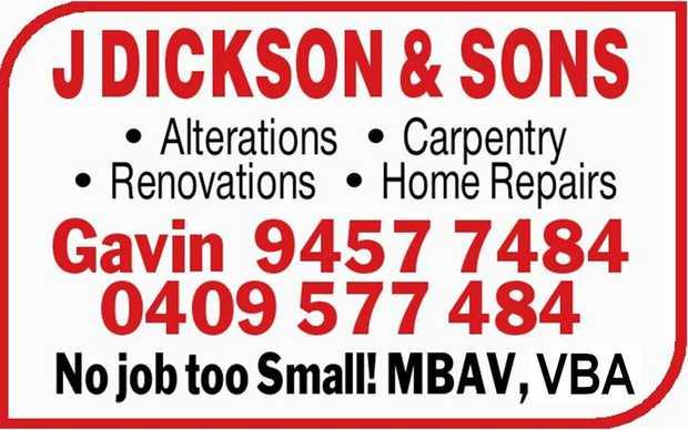 Renovations  Alterations  Carpentry  Home Repairs  Licensed & Registe...