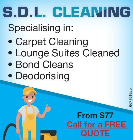 S.D.L. CLEANING